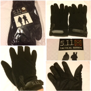 Imagedealzip 5.11 tactical series winter antislip gloves